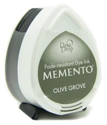 Memento Dew Drop - Olive Grove MD-000-708