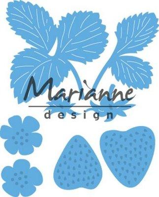 Marianne Design Creatable - Strawberries LR0510