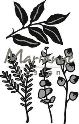 Marianne Design Craftable - Herbs & Leaves CR1432