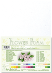 Leane Creatief Flower Foam - Wit 25.4117