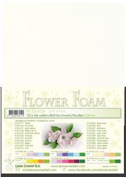 Leane Creatief Flower Foam - Gebroken Wit 25.4124