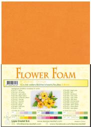 Leane Creatief Flower Foam - Oranje 25.4162