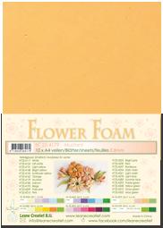 Leane Creatief Flower Foam - Mosterd 25.4179