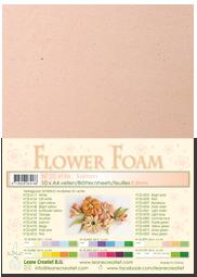 Leane Creatief Flower Foam - Zalm 25.4186