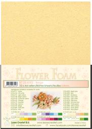 Leane Creatief Flower Foam - Beige 25.4193