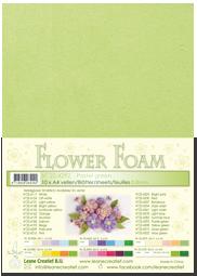 Leane Creatief Flower Foam - Pastel Groen 25.4292