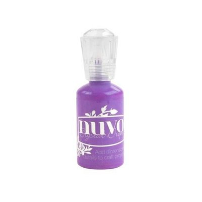 Nuvo Crystal Drops - Plum Pudding 687N