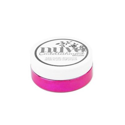 Nuvo Embellishment Mousse - French Rose 826N