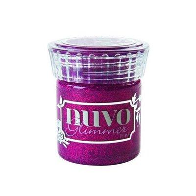 Nuvo Glimmer Paste - Raspberry Rhodolite 964N