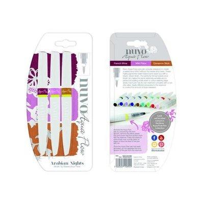 Nuvo Aqua Flow Pens - Arabian Nights 894N
