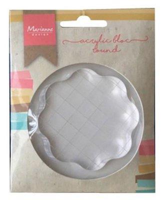Acrylblok Marianne Design - Klein LR0012