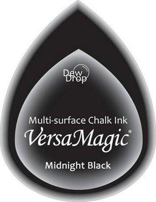 VersaMagic Dew Drop - Midnight Black GD-000-091