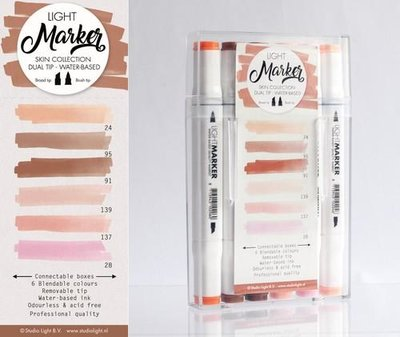 Studio Light Marker - Skin MARKER06