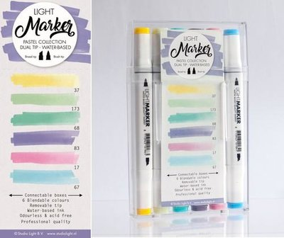 Studio Light Marker - Pastel MARKER03