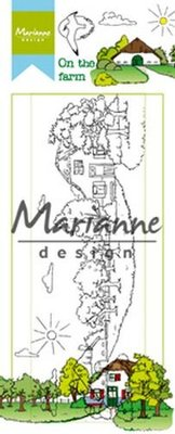 Marianne Design Stempel - On the Farm HT1632