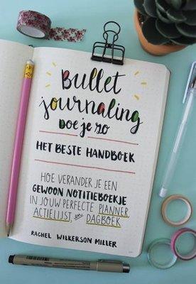 Boek Rachel Wilkerson - Bullet Journaling Doe Je Zo