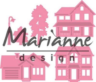 Marianne Design Collectable - Mini Dorp COL1451