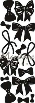 Marianne Design Craftable - Punch Die Bows CR1434