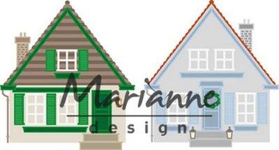 Marianne Design Craftable - Build a House CR1437