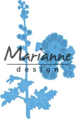 Marianne Design Creatable - Hollyhocks LR0521