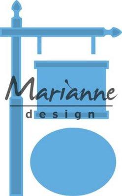 Marianne Design Creatable - Wegwijzer LR0522