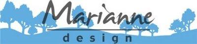 Marianne Design Creatable - Horizon Woodland LR0524
