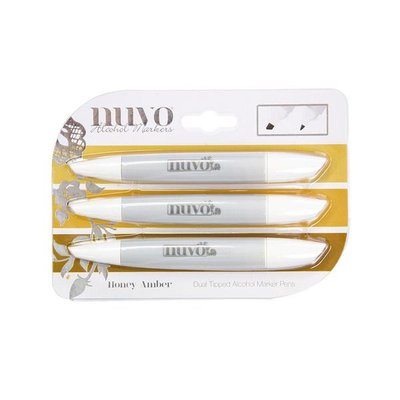 Nuvo Marker Pen Collection - Honey Amber 324N