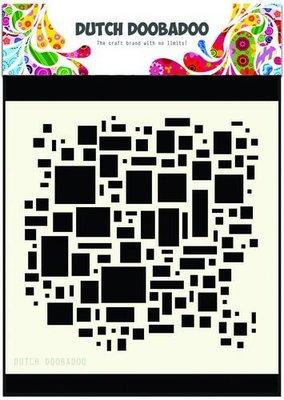 Dutch Doobadoo Mask Art 15 x 15 cm - Blokken 470.715.609