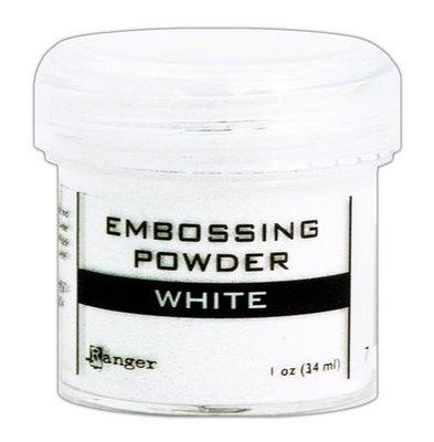 Ranger Embossing Poeder - White EPJ36685