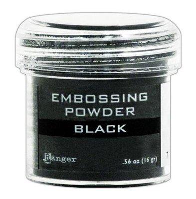 Ranger Embossing Poeder - Black EPJ37347