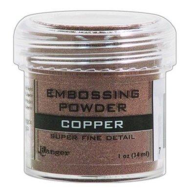 Ranger Embossing Poeder Super Fine - Copper EPJ36661