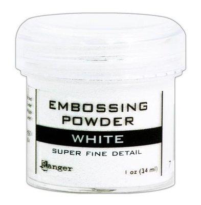 Ranger Embossing Poeder Super Fine - White EPJ36678
