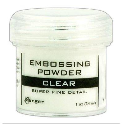 Ranger Embossing Poeder Super Fine - Clear EPJ37385