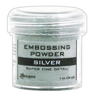 Ranger Embossing Poeder Super Fine - Silver EPJ37415