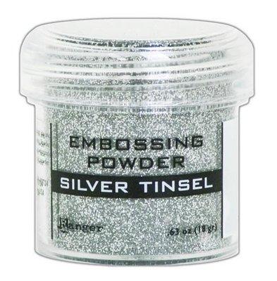 Ranger Embossing Poeder - Silver Tinsel EPJ60437