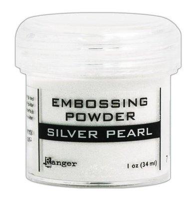 Ranger Embossing Poeder - Silver Pearl EPJ37514