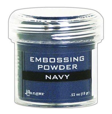 Ranger Embossing Poeder Metallic - Navy EPJ60383