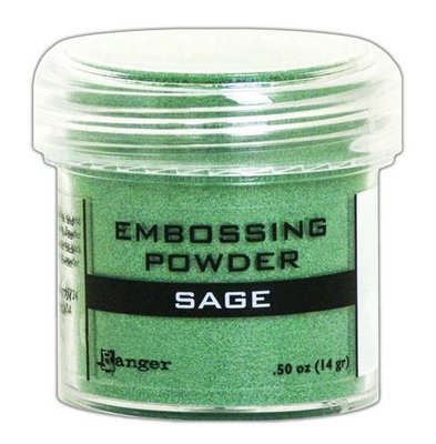 Ranger Embossing Poeder Metallic - Sage EPJ60406