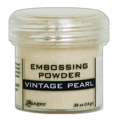 Ranger Embossing Poeder - Vintage Pearl EPJ60468