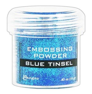 Ranger Embossing Poeder - Blue Tinsel EPJ41030