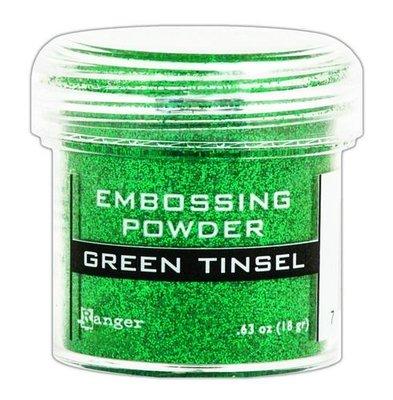 Ranger Embossing Poeder - Green Tinsel EPJ41054