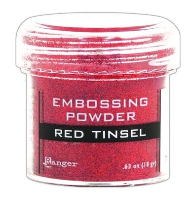Ranger Embossing Poeder - Red Tinsel EPJ41061