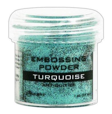 Ranger Embossing Poeder - Turquoise EPJ36692