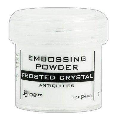 Ranger Embossing Poeder - Frosted Crystal EPJ37576