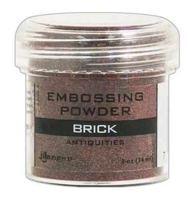 Ranger Embossing Poeder - Brick EPJ37606