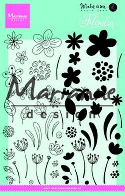 Marianne Design Stempel - Floralia KJ1722