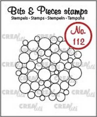 Crealies Stempel Bits & Pieces 112