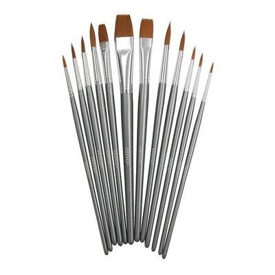 Nuvo Brushes - Paint Brush Set 972N