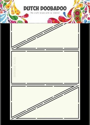 Dutch Doobadoo Card Art - Diagonale Vouw 470.713.327