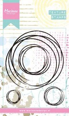 Marianne Design Stempel - Doodle Circles MM1623